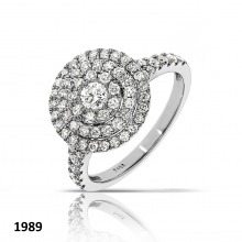 Diamond Designed Rings